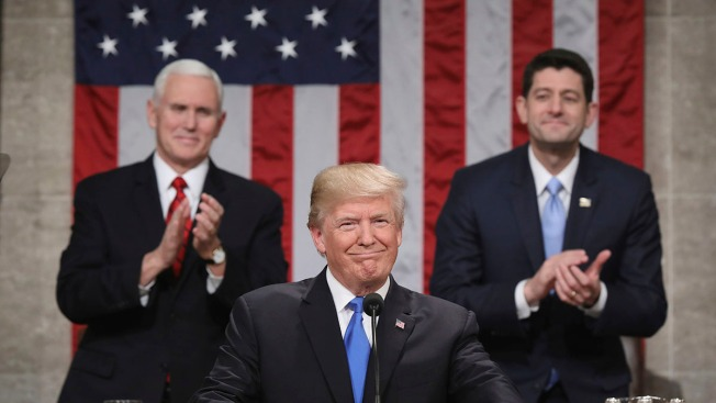 Read the Full Text of President Trump's State of the Union Address