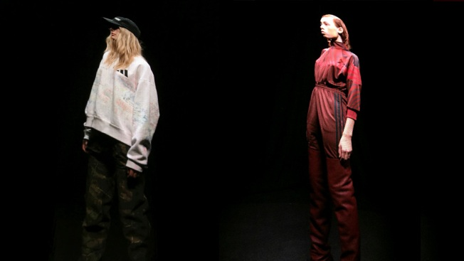 Kanye West Shows Yeezy Clothes, Shoes at New York Fashion Week Without Delay