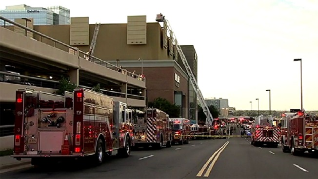Tysons Corner Stores Reopen After Fire Restaurant Closed