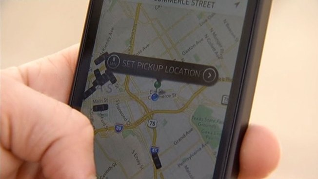 Uber Driver Accused of Fondling Passenger