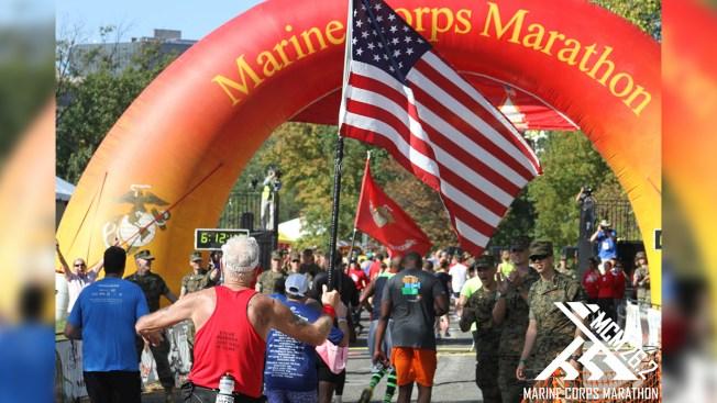 Marine Corps Marathon Weekend: Running? Cheering? Here's What to Know