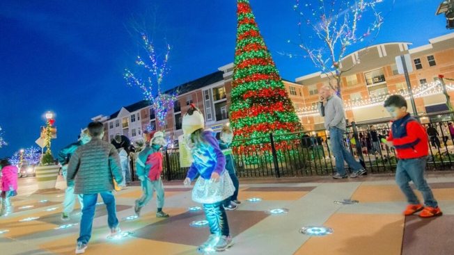 Holidays in the Village of Leesburg