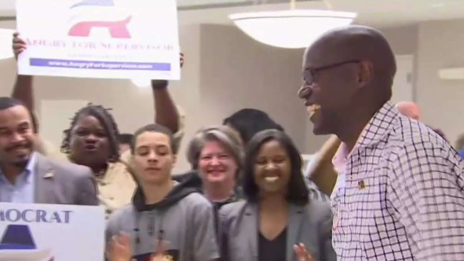 Victor Angry Becomes First Person of Color Elected to Prince William County Board