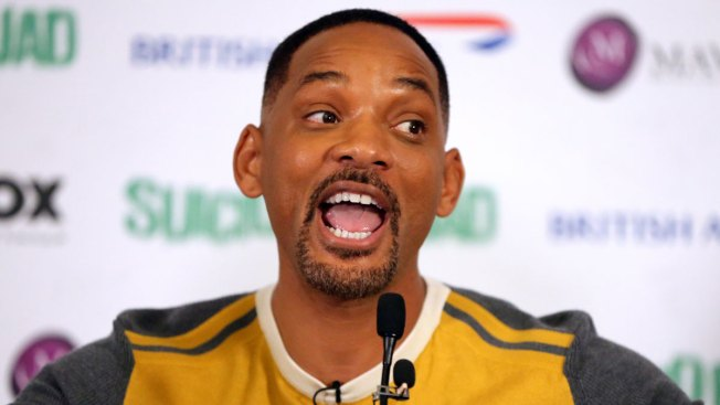 Will Smith Showing Different Side of Mideast on Promo Tour