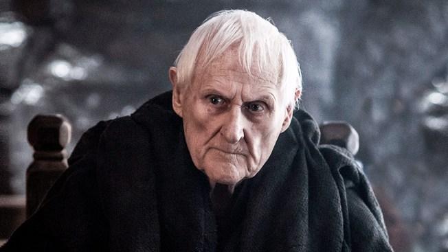 'Game of Thrones' Actor Peter Vaughan Dies at 93