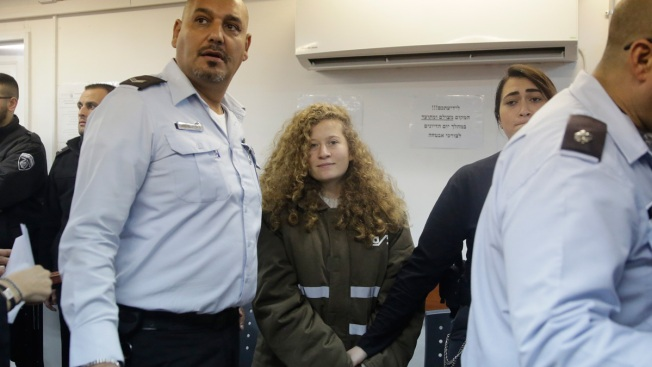 Israeli Army Court Closes Doors on Palestinian Teen's Trial
