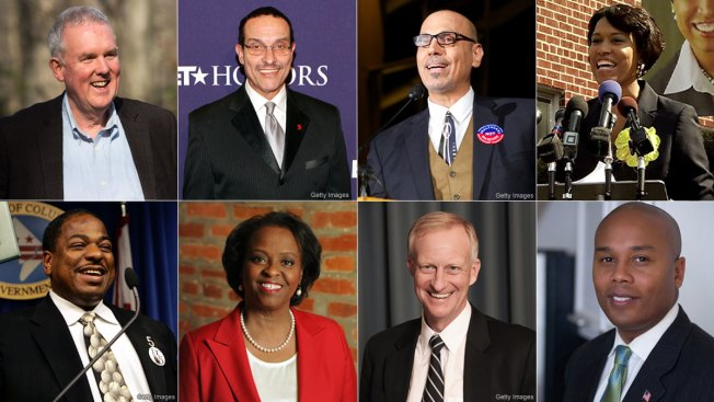 D.C.'s Democratic Mayoral Primary: Candidates at a Glance