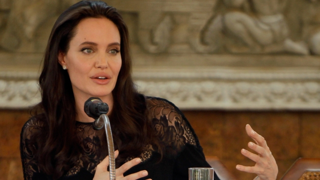 Angelina Jolie Says Child Casting Story Is False, Upsetting