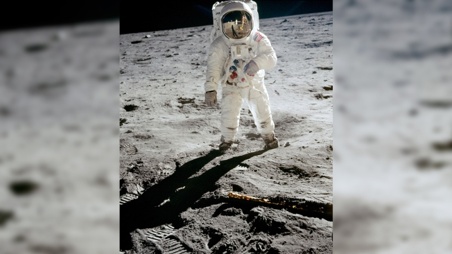 Woman Sues NASA for Moon Dust She Says Astronaut Gave Her