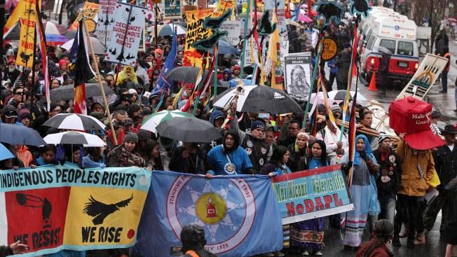 Judge Orders Redo of Dakota Access Pipeline's Environmental Review