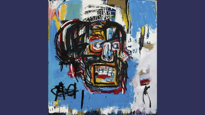 Basquiat Painting Sells For Record $148 Million At Sotheby's Auction