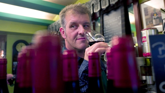 France Uncorks This Year's Batch of Beaujolais Nouveau Wine