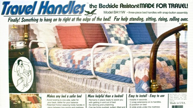 Bed Handles Recalled After Four Deaths