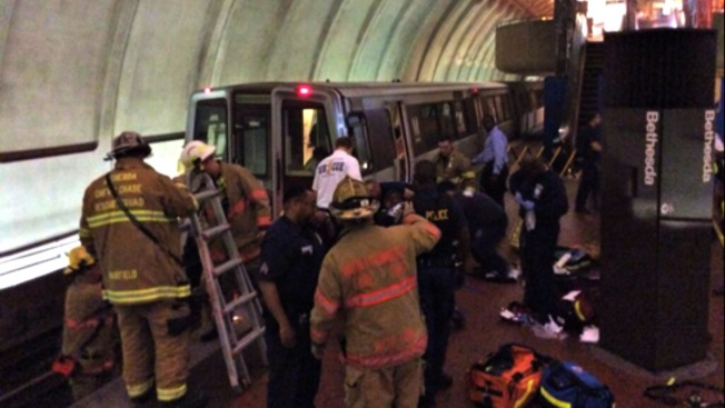 Man Accidentally Falls Onto Metro Tracks, Struck by Train: Officials