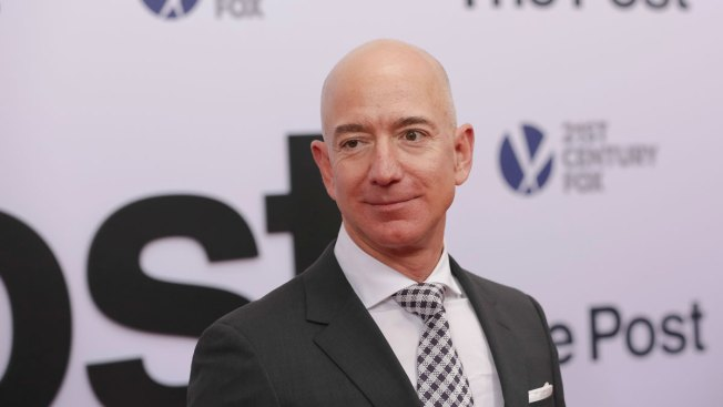 How Amazon's Bezos Went From the Son of a Teen Mom to Building a $105B Fortune