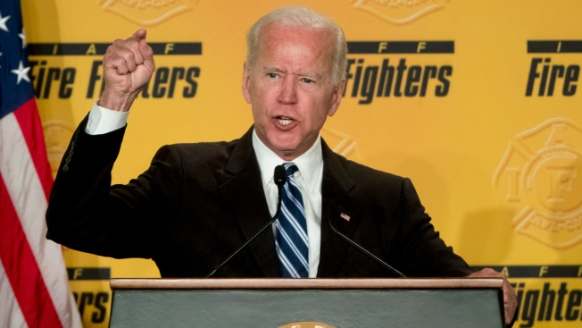Biden Says He Never Meant to Make Women Feel Uncomfortable
