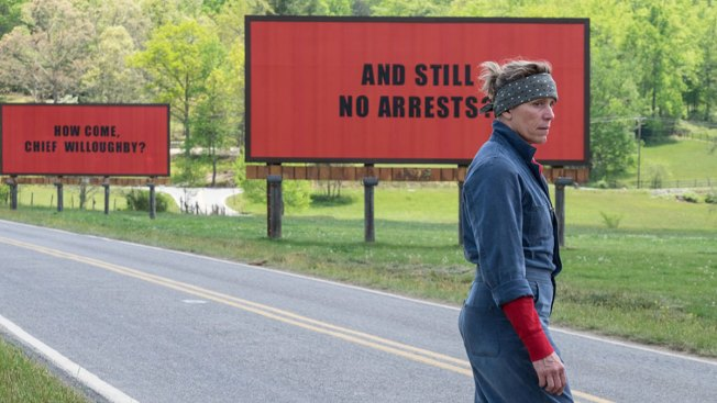 'Three Billboards' Tops SAG Noms, 'Big Sick' Bounces Back
