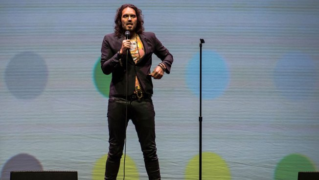 Russell Brand Is a Dad: Actor's Fiancée Laura Gallacher Gives Birth
