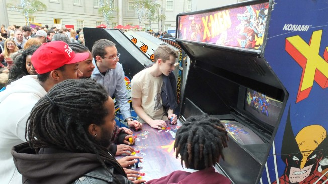 Game On! Smithsonian Museum Becomes Arcade This Weekend