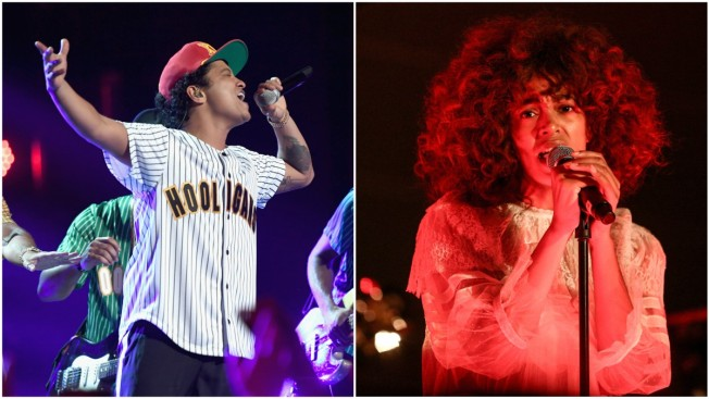Solange, Bruno Mars Lead Soul Train Awards Nominations