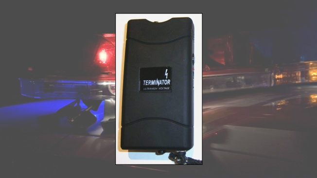 Worker at BWI Airport Cited for Bringing Stun Gun to Work
