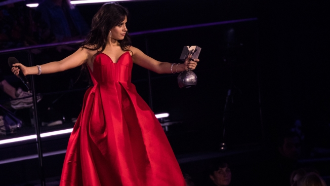 Camila Cabello Wins Best Artist, Best Song at MTV EMAs