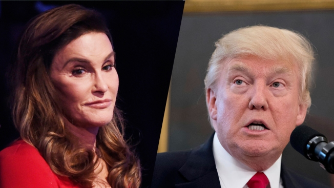 Distancing Herself From Trump, Caitlyn Jenner Says Loyalties Lie With LGBTQ Community