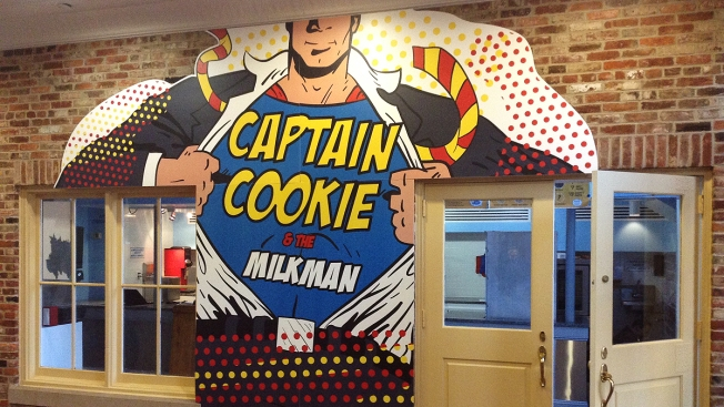 Not Just a Food Truck Anymore: Captain Cookie Opens Brick-and-Mortar Store