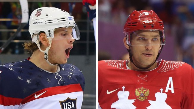 Locals to Watch: Carlson, Ovechkin Back to the Ice Sunday