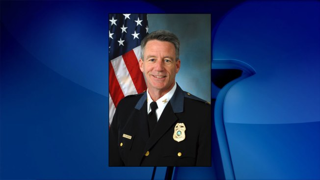 Prince William County Police Chief Announces Retirement