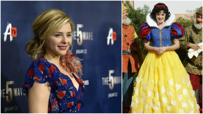 Chloe Grace Moretz Snow White Film Slammed for Body Shaming