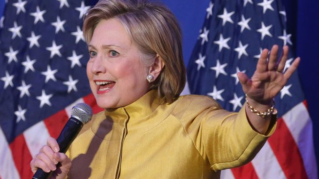 Hillary Clinton Says She Supports Statehood for DC