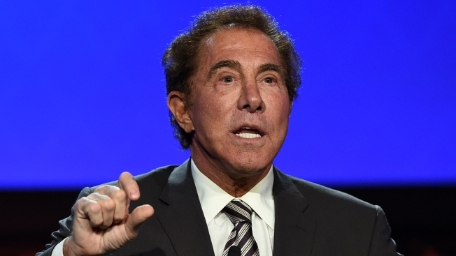 Steve Wynn Resigns as RNC Finance Chair Amid Sexual Misconduct Claims