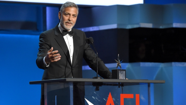 George Clooney Tops Forbes' Highest-Paid Actors List
