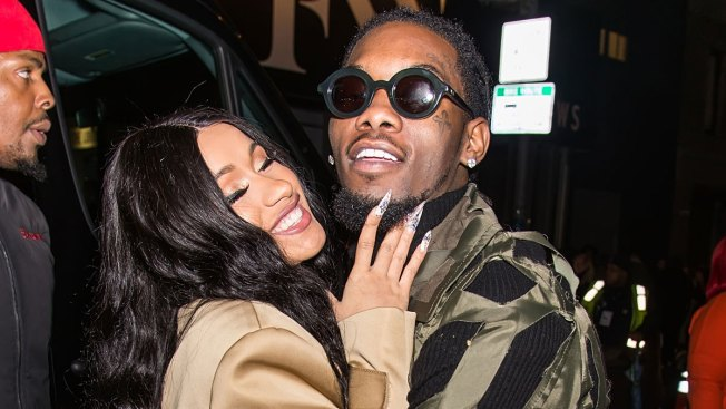 Cardi B Shares Never-Before-Seen Photo From Offset Wedding Day