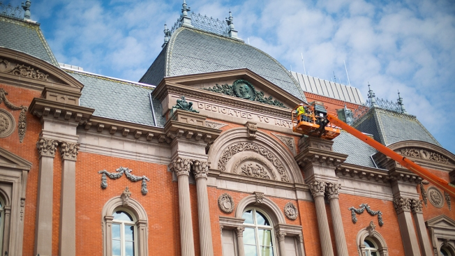 Renwick Gallery Reopening After Two-Year Renovation