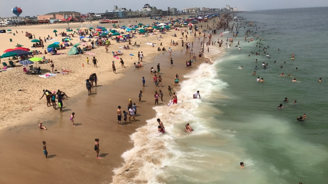 Woman Impaled by Beach Umbrella in Ocean City, Spokeswoman Says