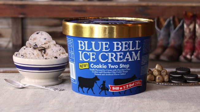 Blue Bell Announces New Ice Cream Flavor: Cookie Two Step