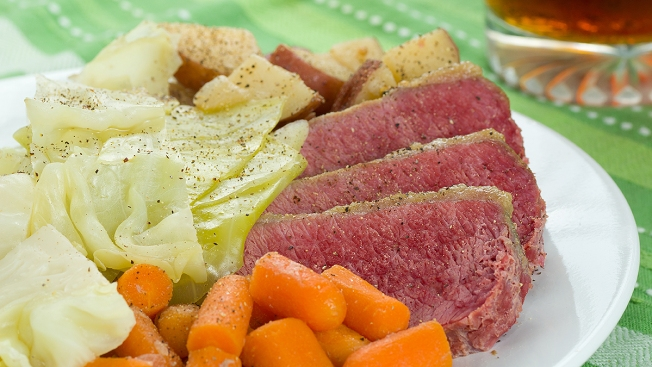Many Catholics Get Green Light on St. Patrick's Day Corned Beef