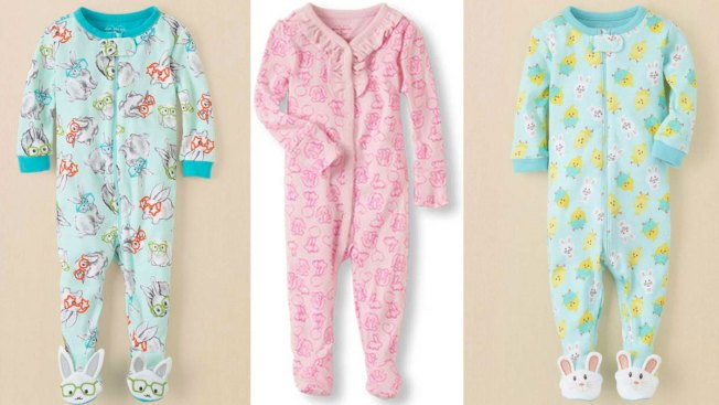 The Children's Place Recalls Pajamas