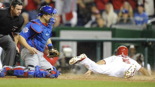 Nationals Lose Again 6-3, But Slide Isn't Worrying Team