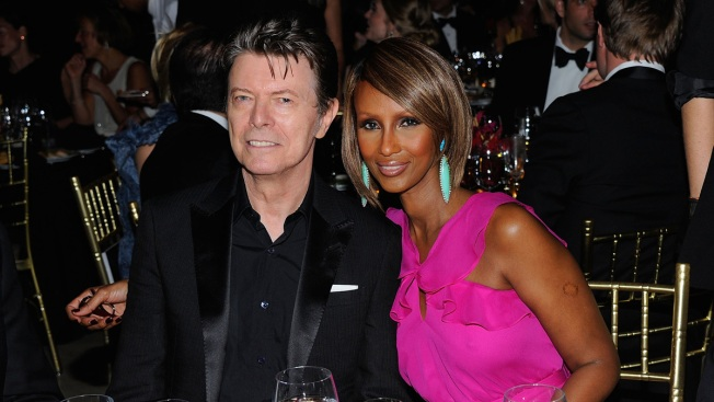 Iman Remembers Late Husband David Bowie on 25th Anniversary