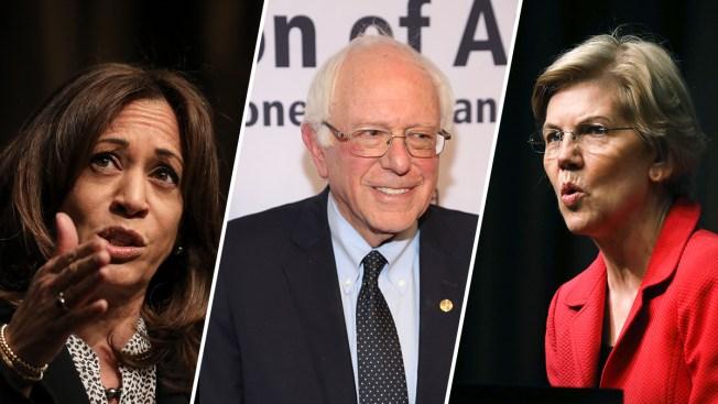 Democratic White House Hopefuls Tout Agendas to Black Voters