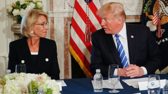 DeVos May Let Schools Buy Guns With Federal Money