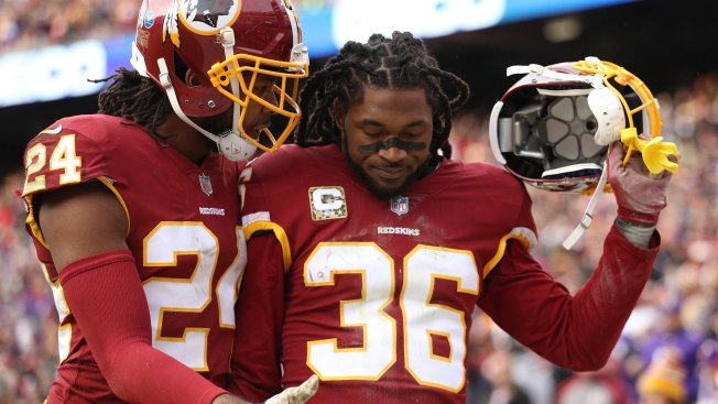 aafcbbad1 After Criticizing Coaches, DJ Swearinger Says He Was Cut From Redskins