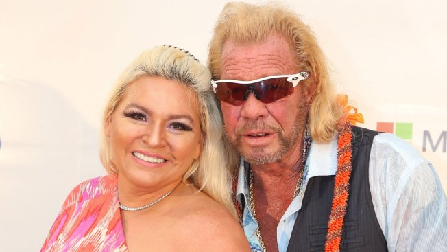 Dog the Bounty Hunter Tearfully Pays Tribute to Beth Chapman at