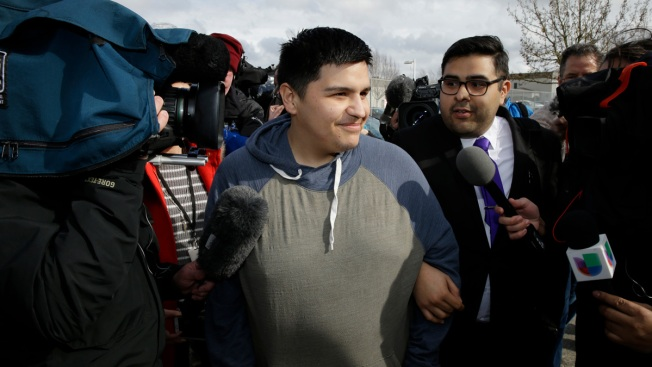 Seattle Dreamer 'Hopeful' After Being Freed From Facing Deportation