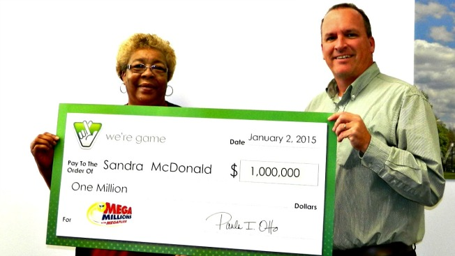 Woodbridge Woman Starts 2015 With $1 Million