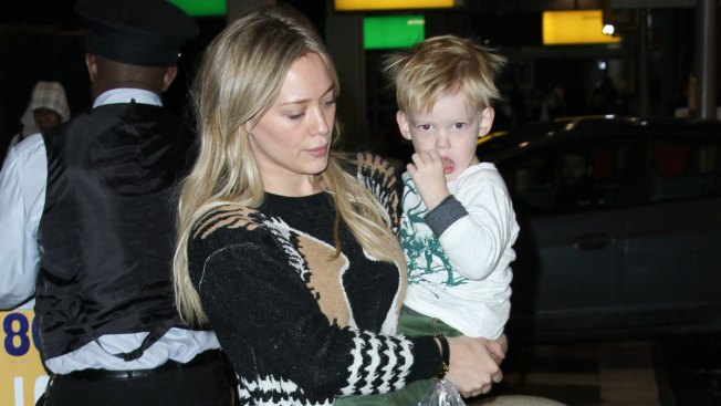 Hilary Duff Responds to Backlash From Instagram Pic Kissing 4-year-old Son on Lips