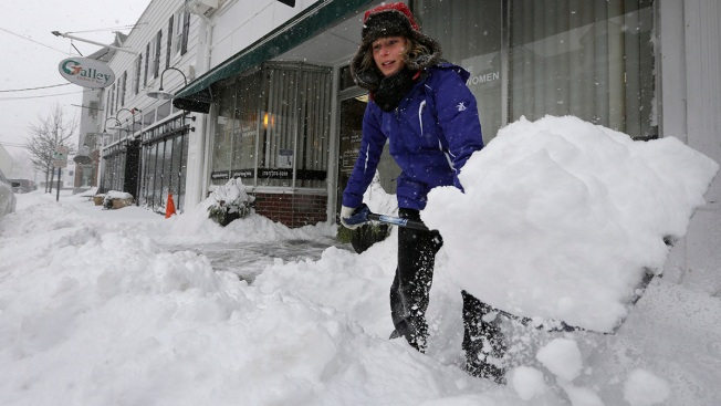D.C. Approves Fines for People Who Don't Shovel Snow